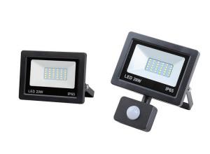 Afbeelding van Hofftech SMD LED stralers met en zonder sensor vermogen tot 100W