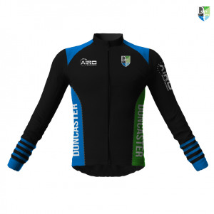 Image of Doncaster Triathlon Club Long Sleeve Cycling Jersey