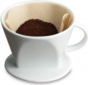 Image of Aerolatte coffee filter holder