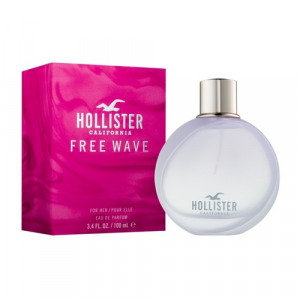 Afbeelding van Hollister Free Wave For Her Eau de parfum 30 ml