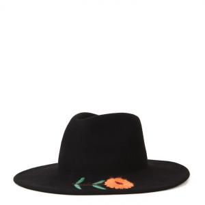 Bilde av Brixton Corey Fedora Black Hat 00975 BLACK M (Size M)