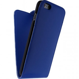 Afbeelding van Xccess Flip Case Apple iPhone 6 Plus/6S Plus Blue