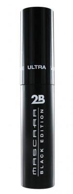 Afbeelding van 2B Mascara Black Edition Ultra Volume