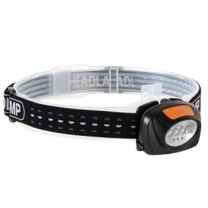 Afbeelding van 2 IN 1 HOOFDLAMP MET 4 WITTE EN 3 RODE LEDS kopen