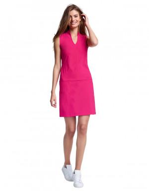 Abbildung von LaDress Ali jersey lycra kleid pink