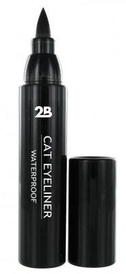 Afbeelding van 2B Cat Eyeliner Black