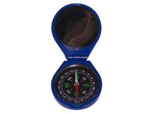 Afbeelding van Homeij Kompas op Skin 45 mm