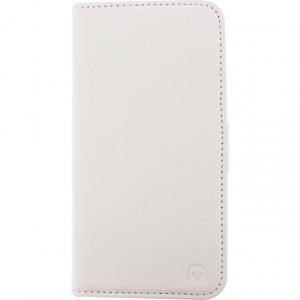 Afbeelding van Mobilize Slim Wallet Book Case Apple iPhone 6/6S White