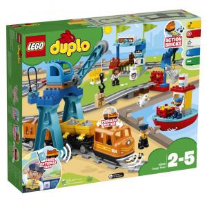 Afbeelding van 10875 LEGO® DUPLO® goederentrein
