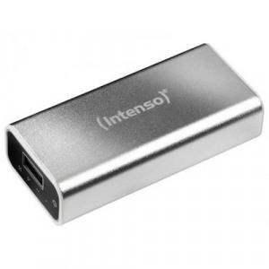 Afbeelding van 1x USB Zilver 5.200 mAh Intenso