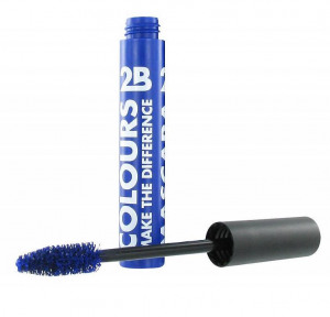 Afbeelding van 2B Mascara Colours Make The Difference 02 China Blue