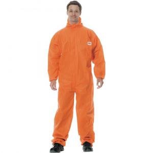 Afbeelding van 3m beschermende overall 4515 , oranje, l