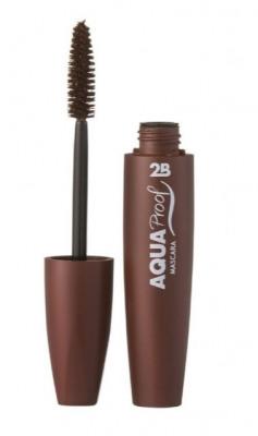 Afbeelding van 2b Mascara waterproof 337 brown 1st