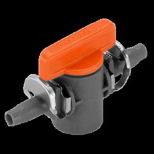 Afbeelding van Gardena micro drip system afsluitventiel 4,6 mm 3 16