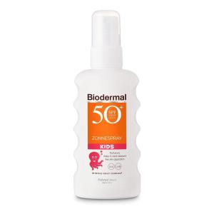 Abbildung von Biodermal Sun Kids Spray LSF 50 Sonnenschutz Beauty