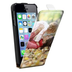 Afbeelding van iPhone 5S & SE Flipcase hoesje ontwerpen