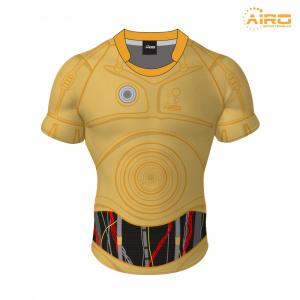 Image of Golden Robot