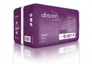 Afbeelding van Absorin Comfort Pants Super Medium