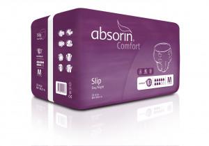 Afbeelding van Absorin Comfort Slip Day Night M
