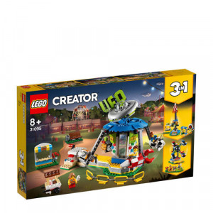 Afbeelding van 31095 LEGO® Creator 3 in 1 Fairground Carousel
