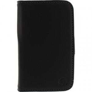 Afbeelding van Mobilize Slim Wallet Book Case Samsung Galaxy Young 2 Black