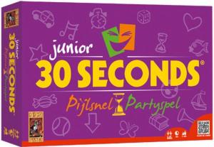 Afbeelding van 999 Games spel 30 Seconds Junior