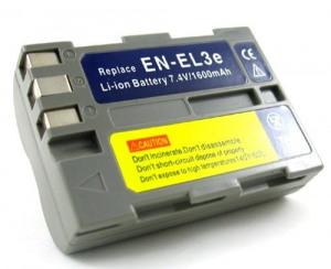 """Bild av """"Batteri till Nikon D50 / D70 / D80 / D90"""""""