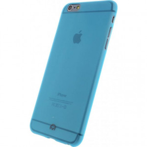 Afbeelding van Mobilize Gelly Case Ultra Thin Apple iPhone 6 Plus/6S Plus Neon Blue