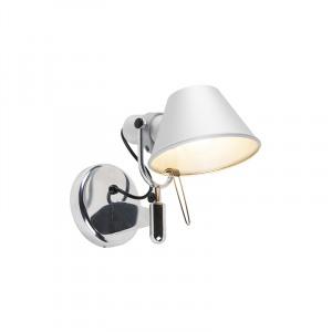 Bilde av Artemide Tolomeo Faretto Wall Lamp Aluminium