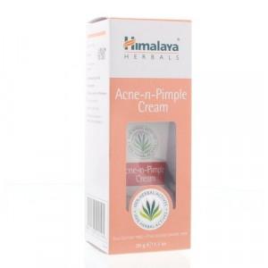Afbeelding van Himalaya Acnecreme herbals acne n pimple cream 30g