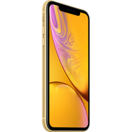 "Imagen de ""Apple iPhone XR, Amarillo, Banda 4G / LTE / Wi Fi, 64 GB de Memoria interna, 3 GB de RAM, 15,5 cm (Pantalla de 6.1), Cámara de 12 MP. Smartphone completamente libre."""
