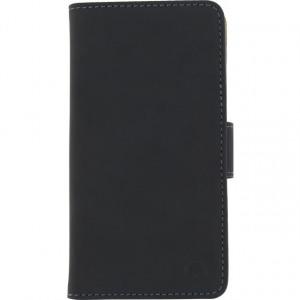 Afbeelding van Mobilize Slim Wallet Book Case Samsung Galaxy Ace 4 SM G357 Black Mo