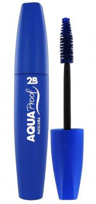 Afbeelding van 2B Mascara Aqua Proof 338 China Blue