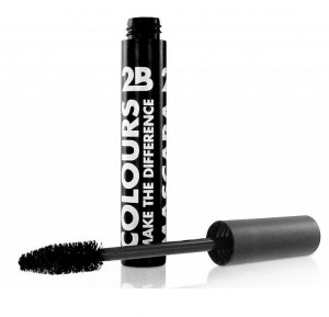 Afbeelding van 2B Mascara Colours Make The Difference 01 Black