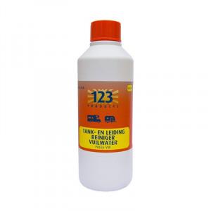 Afbeelding van 123 Products tank en leidingreiniger vuilwater 0,5 liter Reinigen & schoonmaken