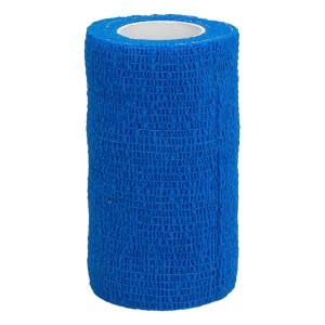Abbildung von Shires Selbstklebende Bandagen Royal Blau 10cm