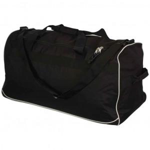 Image of Airosportswear Team Kit Bag Black/Silver