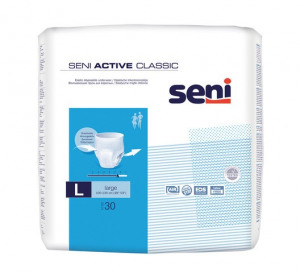 Afbeelding van Seni Active Classic pants Large