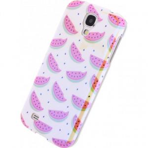 Afbeelding van Xccess Oil Cover Samsung Galaxy S4 I9500/I9505 Melon