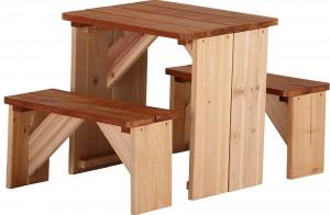 Imagen de AXI Juego de muebles de picnic ZidZed
