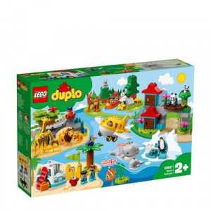 Afbeelding van 10907 LEGO® DUPLO® World Animals