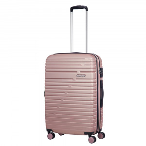 Afbeelding van American Tourister Aero Racer Spinner 68 Expandable Rose Pink Harde Koffers