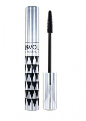 Afbeelding van 2b volume pop maximizing mascara zwart 1 stuk