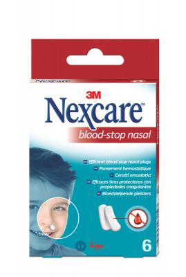 Afbeelding van 3M Nexcare Bloedstelpende Pleisters Neus