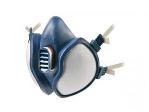 Afbeelding van 3M 4251 Ffa1 P2 R D Halfgelaatsmasker Blauw One Size Halfgelaatsmaskers onderhoudsvrij