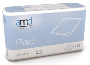 Afbeelding van AMD Bed Onderlegger Super 60x60 cm