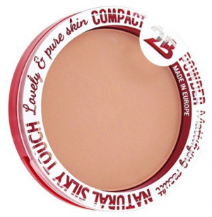 Afbeelding van 2B Natural Silky Touch Compact Powder 02