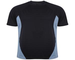 Image of Airosportswear Training T Shirts Navy/Sky