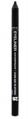 Afbeelding van 2B Eyeliner Waterproof 07 Black