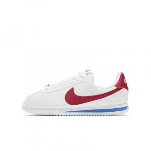 Image of Nike Cortez Basic SL Older Kids' Shoe White